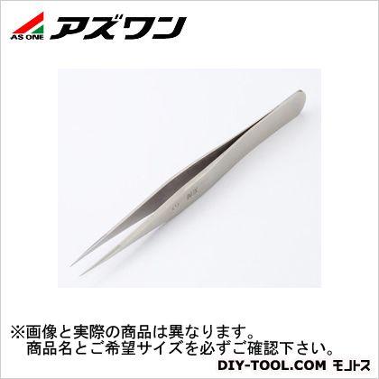 【送料無料】アズワン 超精密ピンセット 120mm 7-562-63