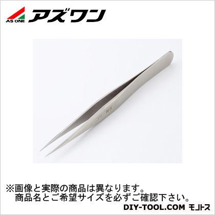 【送料無料】アズワン 精密ピンセット 120mm 7-562-33