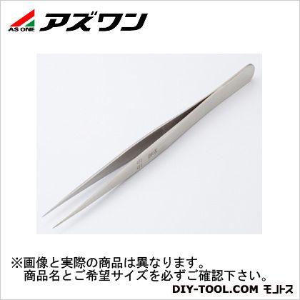 【送料無料】アズワン 精密ピンセット 140mm 7-562-39
