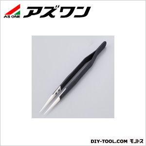 【送料無料】アズワン セラミックピンセット 140mm 7-166-02 1個