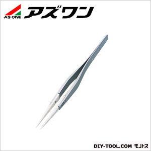 【送料無料】アズワン セラミックチップピンセット 135mm 6-7909-11 0