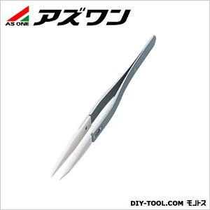 【送料無料】アズワン セラミックチップピンセット 135mm 6-7909-14 0