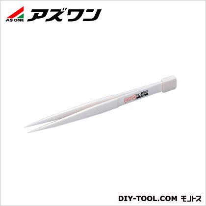 【送料無料】アズワン オールセラミックピンセット 125mm 7-166-10 1個