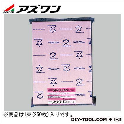 無塵紙 ピンク  6-8240-32 1束(250枚)