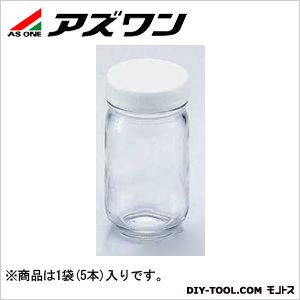 アズワン UMサンプル瓶SCC 100ml 7-2221-02 1袋(5本入)