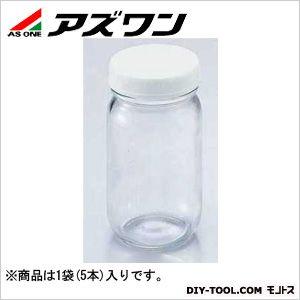 アズワン UMサンプル瓶SCC 200ml 7-2221-03 1袋(5本入)