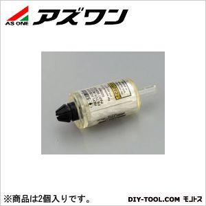 【送料無料】アズワン 静電気除去エアーガン 交換フィルター 9-1004-21 1袋(2個入)