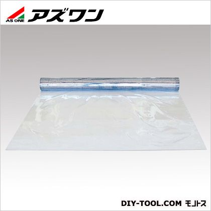 帯電防止PVCシート 透明  1-327-01