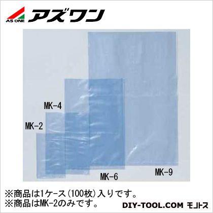 非帯電袋  100×150×0.05mm 9-4025-11 1ケ-ス(100枚入)