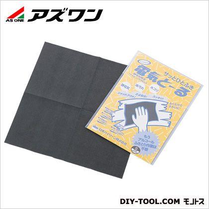 静電気除去ワイピングクロス S  250×250mm 1-8906-01 1袋(1枚入)