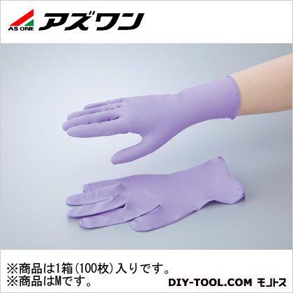 【送料無料】アズワン 耐薬品手袋(トライライツ994) M 1-2257-02 100枚