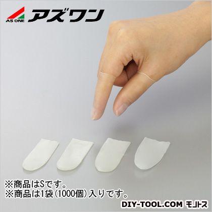 アズワン APニトリル指サック S 2-2136-01 1袋(1000個入)