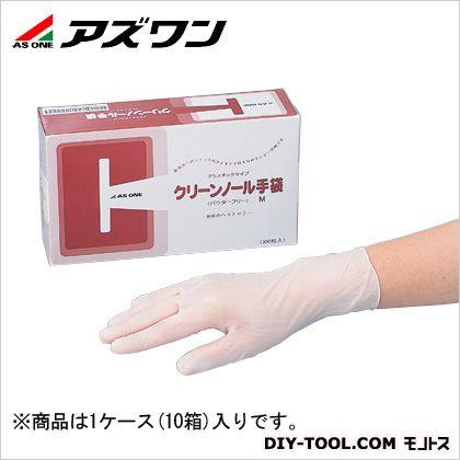 クリーンノール PVCパウダーフリー  M 6-905-12 1ケース(10箱入)