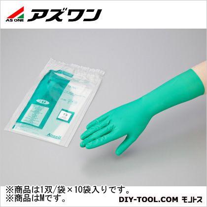 アンセルCR用滅菌ノンアレルギー手袋ダーマシールド7.5(10双入)  M 1-2579-03 1双/袋×10袋入