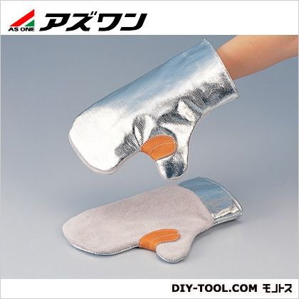 【送料無料】アズワン 耐熱手袋 スタンダードタイプ 6-940-01 1双