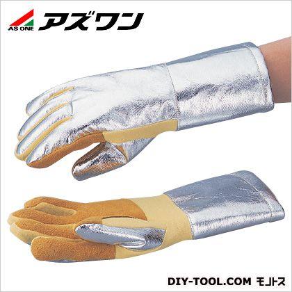 耐熱手袋 防水タイプ  フリー 1-7432-01 1 双