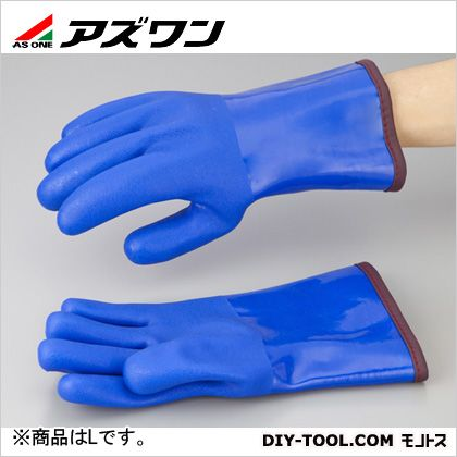 アズセーフ防寒手袋  L 1-535-01 1 双