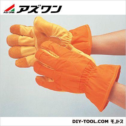 冷凍庫用革手袋 厚手タイプ   6-6199-01 1 双