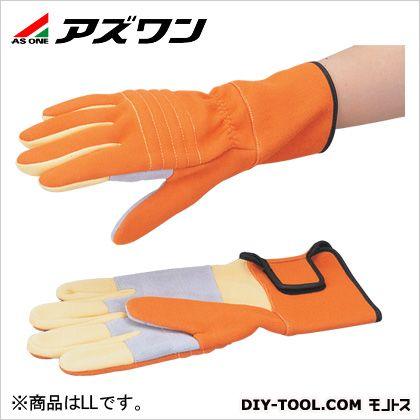 【送料無料】アズワン ケブラー手袋 LL 1-5901-03 1双
