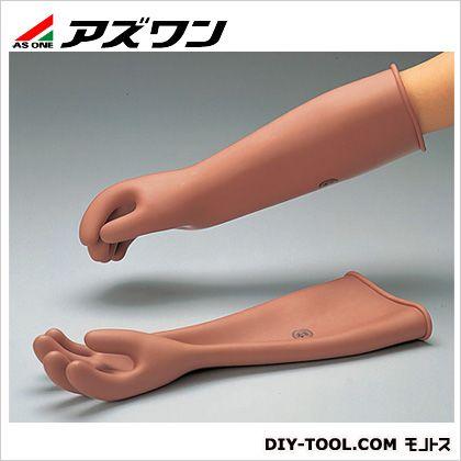 【送料無料】アズワン 電気用高圧ゴム手袋 中 6-6441-03 1双