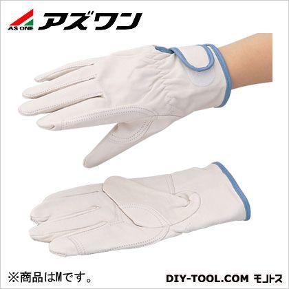 レスキュータイプ皮手袋  M 1-7245-01 1 双