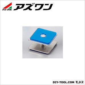 【送料無料】アズワン 耐震マット付金具 70×70mm 1-4936-03