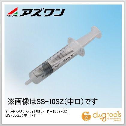 テルモシリンジ(針無し)[SS-05SZ(中口)]  5ml 1-4908-03 1箱(100本)