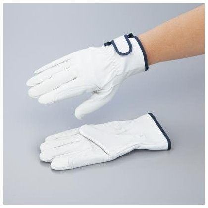 【送料無料】アズワン 豚革手袋 AT300 2-3368-51 10双