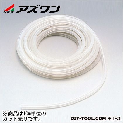 【送料無料】アズワン ポンプ用シリコンチューブ φ6×10mm 1-3955-16