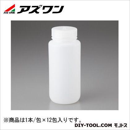 広口試薬ボトル2104-0002JP 透明 60ml 1-2686-02 1本/包×12包入
