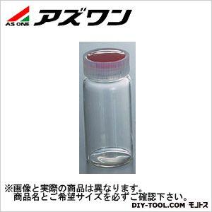 アズワン サンプル管瓶 透明 4ml 5-096-03 1個