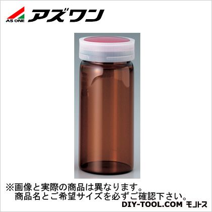 アズワン サンプル管瓶 褐色 4ml 5-097-03 1個
