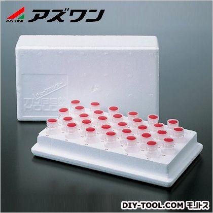 アズワン ホルダー付サンプル管瓶 10ml 5-100-04 1箱(30本入)