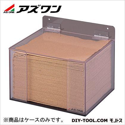 キムタオル用ディスペンスケース  210×180×170mm(収納部130) 2-7851-01