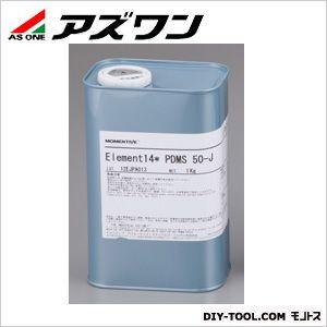 シリコーンオイル 50J 一般用(粘度50cSt)   6-379-04 1 個