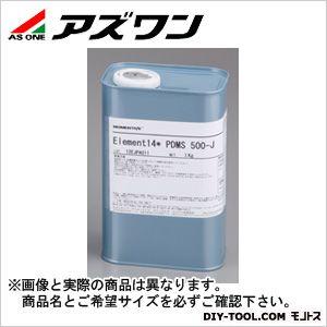 【送料無料】アズワン シリコーンオイル 1000J  一般用(粘度1000cSt) 6-379-08 1個