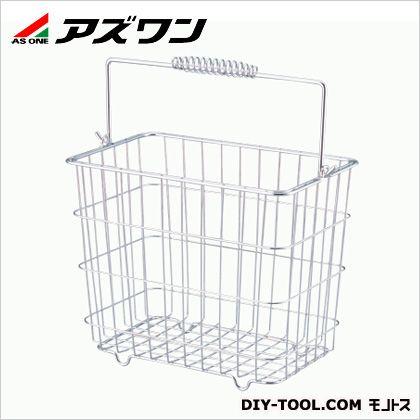 アズワン ワイヤーバスケット S 280×180×230mm 1-9453-01 1個