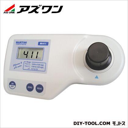 デジタル残留塩素計Mi411型   1-2510-02