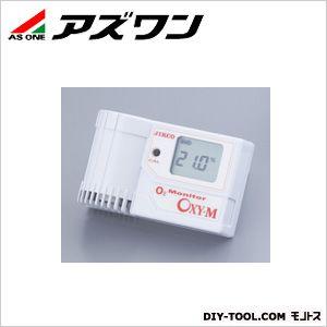 【送料無料】アズワン 高濃度酸素濃度計内蔵型 1-1561-01