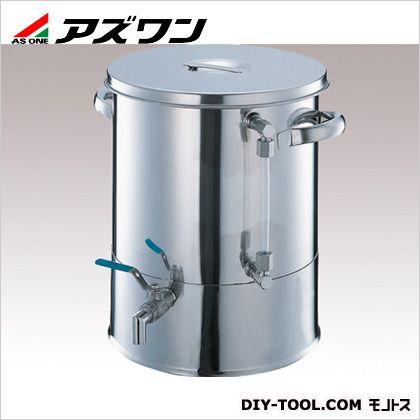 ボールバルブ付タンク  100L 2-8131-06