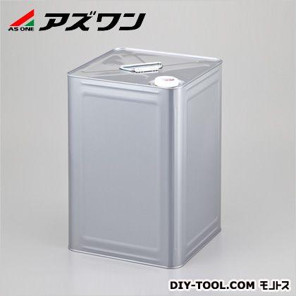 一斗缶内面PEコート缶  235×235×340mm18L 1-3798-01