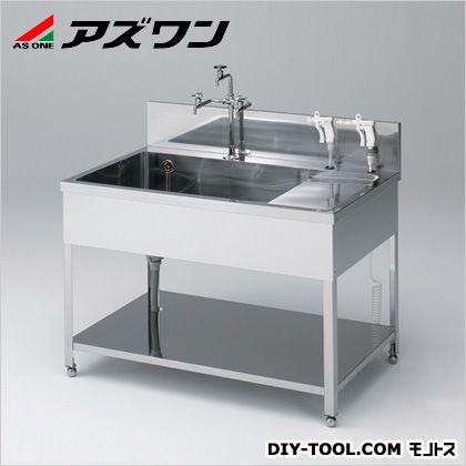 流し台  1200×750×800mm(水槽まで) 1-4245-01