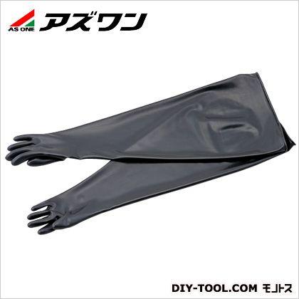 【送料無料】アズワン ブチルゴム手袋 1-9607-01