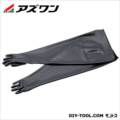 【送料無料】アズワン ブチルゴム手袋 1-9607-02