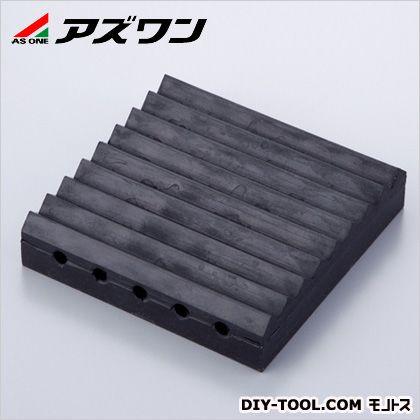 簡易防振マット鉄板入り  90×90×20mm 1-2152-01