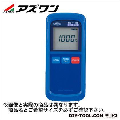 【送料無料】アズワン ハンディタイプ温度計 約76(W)×167(H)×36(D)mm 2-1082-02