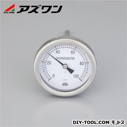 【送料無料】アズワン バイメタル温度計 2-3226-01