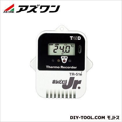 温度記録計  47×19×62mm 1-5020-31