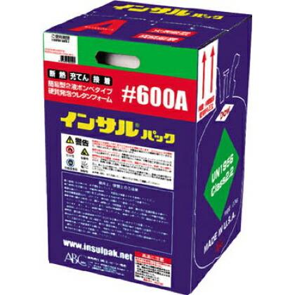 【送料無料】ABC 二液型簡易発泡ウレタン(スタンダードタイプ)IP600 IP600