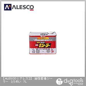 建物用下塗り剤油性密着シーラー とうめい 7L